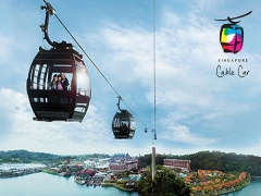 NTUC Cardholder Exclusive | Singapore Cable Car Ride with Up to 30% Savings