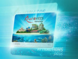 15% off Adventure Cove Waterpark RWS Invites Attractions Annual Pass with HSBC