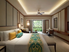 Durian Package from RM680 per Night in Shangri-La's Rasa Saya Resort & Spa