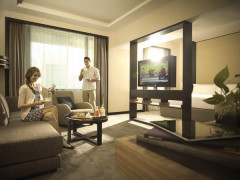 Enjoy 15% Off Best Available Rate in Pan Pacific Orchard, Singapore with UOB Card