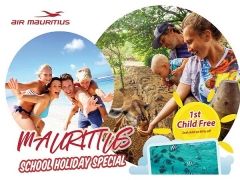 June Holiday Promo | Fly with Air Mauritius and Spend the School Break with the Family!