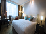 Dine-in Staycation in Pan Pacific Orchard, Singapore with Complimentary Meals