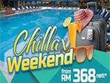 Chillax Weekend Promotion in The Royale Chulan Kuala Lumpur