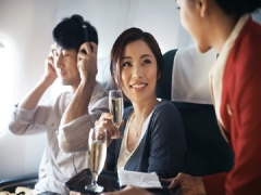 Enjoy exclusive airfares on Cathay Pacific, only with Maybank Cards!
