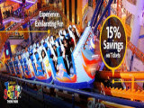 Enjoy 15% Off Entrance Ticket to Berjaya Times Square Theme Park with Maybank