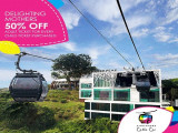 Mother's Day Special | 50% Off Mom's Ticket in Singapore Cable Car