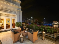 Enjoy 40% off our Best Available Suite Rates in The Fullerton Hotel Singapore