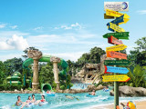 Adventure Cove Waterpark Plus Meal Voucher at SGD29 with ANZ Bank Card