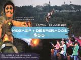 Enjoy the Sentosa 4D AdventureLand Combo Deal from SGD55