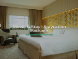 Movie Staycation from SGD238 via Far East Hospitality