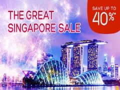 Enjoy Up to 40% Off Hotel Accommodation via Hotels.com
