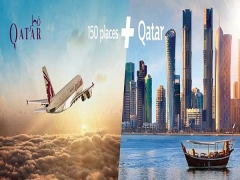 Discover the World with Up to 35% Off Fares on Qatar Airways