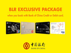 Bank of China Getaway Package in Bintan Lagoon Resort from SGD138