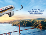 Travel to USA with Singapore Airlines from SGD1,368