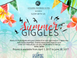 Summer Giggles with Golden Phoenix Hotel Manila