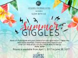 Summer Giggles with Golden Phoenix Hotel Manila