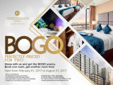 BOGO with Golden Phoenix Hotel Manila