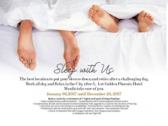 Sleep with Us at Golden Phoenix Hotel Manila