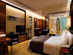 Enjoy a Luxurious Stay in The Fullerton Hotel at 20% Off with MasterCard