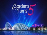 Gardens by the Bay Turns 5 Promotion with 15% Off Admission Rates
