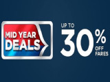 Mid-Year Deals in Malaysia Airlines for Flights with Up to 30% Discount
