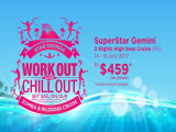 Fitness Cruise | 2-Night Singapore Cruise with 40% Discount on Star Cruises