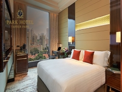50% OFF Deluxe Room in Park Hotel Farrer Park Exclusive for NTUC Cardholders