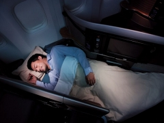 Special Business Class Advance Purchase Fares from SGD568 with Cathay Pacific