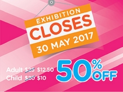 Enjoy 50% Off Alive Museum Singapore Pass until 30 May 2017