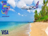 Special Offer Exclusive for Visa Cardholder when Fly with Thai Airways