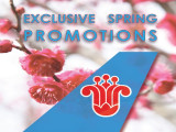 Exclusive Spring Promotion in China Southern Airlines from SGD70