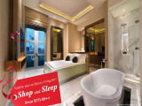 Shop and Stay from SGD275.00++ this GSS in Hotel Fort Canning