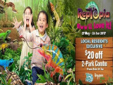 Get SGD20 Off your Next Visit in River Safari and Singapore Zoo