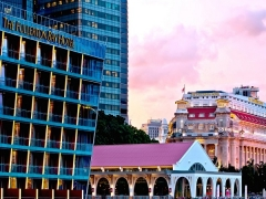Enjoy 5% Off Best Available Rate this Great Singapore Sale in The Fullerton Bay Hotel