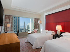 MasterCard Exclusive | Enjoy 20% Off Best Available Rate in Sheraton Grand Macao Hotel