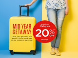 Mid-Year Malaysian Getaway with 20% Savings in Tune Hotels