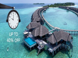 FLASH SALE | Up to 40% Limited Time Rates in Anantara Maldives Properties