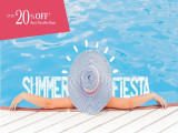 Summer Fiesta with 20% Savings in Fraser Suites Singapore