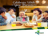 Celebrate with your Parents in D'Resort @ Downtown East and Save SGD200