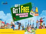 School's out! It's time for a LEGOLAND Holiday at RM700 for an Annual Pass