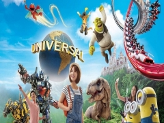 SGD 66 Adult Ticket Promo in Universal Studios Singapore with Maybank