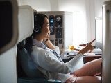Two-to-Travel Business Class Advance Purchase Fares with American Express in Cathay Pacific
