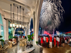 National Day Package in The Fullerton Bay Hotel Singapore