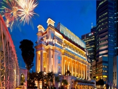 Join the Fun as The Fullerton Hotel Singapore Celebrates National Day