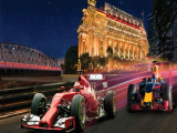 A Grand Prix View Staycation in The Fullerton Hotel Singapore from SGD810
