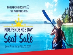 Seat Sale | Celebrate Philippine Independence Day with Philippine Airlines