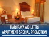 Hari Raya Aidilfitri Apartment Special Promotion in The Royale Chulan Kuala Lumpur