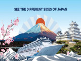 50% Off for All Passengers | 7-Night Japan Cruise with Star Cruises
