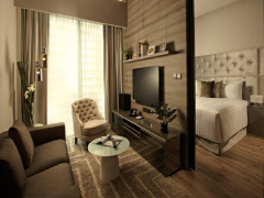 15% Savings | Best Rates Offer in Pan Pacific Serviced Suites Beach Road, Singapore