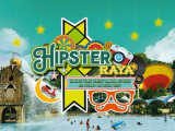 Hipster Raya Promotion in Sunway Lagoon for Raya Celebration